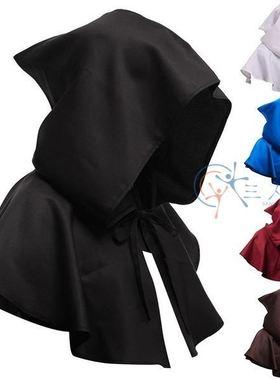洛丽塔cos万圣节女巫帽巫师帽哈利波特周边宽帽檐聚会服饰装饰帽