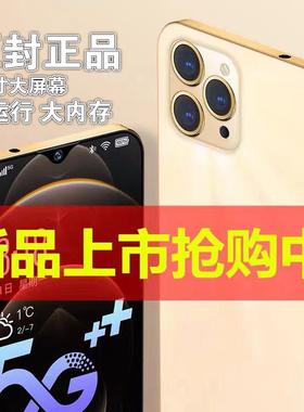 2021新款!官方正品12pro新款学生价旗舰安卓游戏全网通智能手机