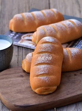 日式大米面包代餐早餐健康下午茶零食米香风味网红面包