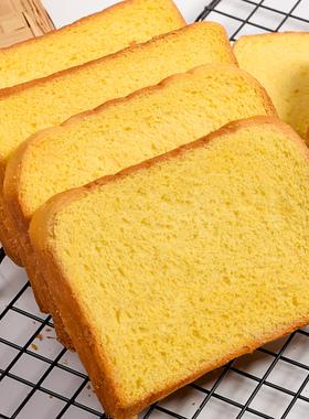 千丝南瓜吐司整箱早餐面包糕点心即食品休闲零食推荐健康小吃