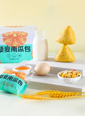 藜麦南瓜面包即食营养健康早餐380g整箱粗粮休闲零食