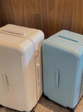 马东强超大容量学生行李箱女拉链拉杆箱30寸密码网红32旅行箱包男