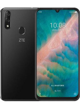 中兴V10 ZTE/中兴 ZTE V1000 v10 前置3200W自拍 6.3寸水滴屏手机