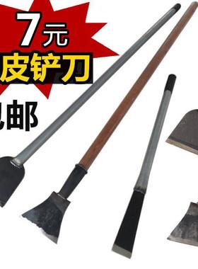 铲墙皮地面神器铁铲除污墙面白灰铲大白腻子工具装修清洁铲刀铲子