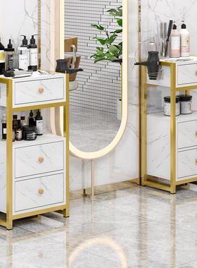 理发店工具柜发廊专用工具台美容院多功能置物架美发店小剪发柜子