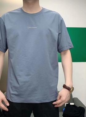 吉田服饰 男士新款天丝短袖N-930040
