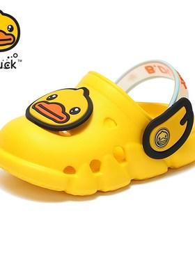 f489bduck小黄鸭bduck儿童花园鞋童鞋b1210914b.duck母婴旗舰店