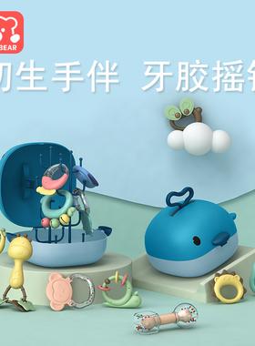 婴儿用品大全初生礼盒新生儿刚出生百天宝宝满月礼物衣服玩具母婴