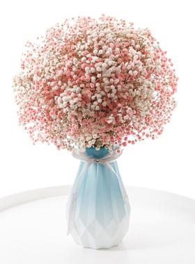 满天星花束干花装饰真花客厅家居装饰摆设真花风干小清新好评如潮