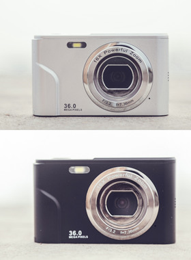 (可自拍可拍视频)宝丽来ie090升级版复古ccd老式数码相机旅游便携