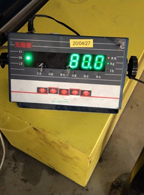 看电子称地磅显示屏摄像头 照LED数码管点钞机仪表不闪监控摄像机