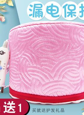 美发护发加热帽女家用蒸发焗油帽头发护理电热帽发膜烫染发蒸汽帽
