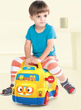 宝宝玩具车1一2岁3婴儿5男女孩溜溜车儿童车一岁滑行车一周岁礼物