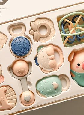 婴儿儿用品礼物新生的儿见面礼初生母婴大全宝宝8礼盒3个月12套装