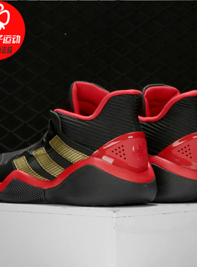 Adidas阿迪达斯男鞋2019秋冬季新款鞋子运动鞋球鞋低帮实战篮球鞋