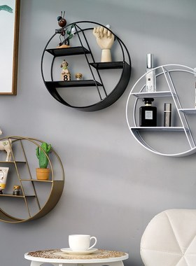 家装饰品墙面装饰电视背景墙面简约现代屋内悬挂上北欧简约风ins
