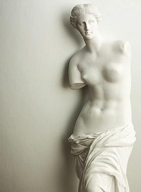 人气欧式艺术人物家饰摆件维纳斯雕塑树脂家居客厅书房装饰工艺品