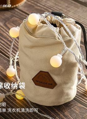 三峰露营灯串营地灯野餐春节新年生日灯饰USB接口帐篷照明灯彩灯
