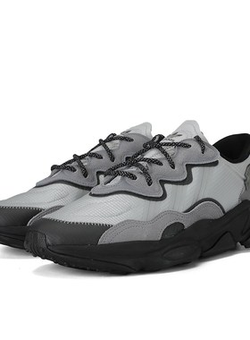 Adidas阿迪达斯三叶草男鞋2020冬季新款OZWEEGO休闲鞋板鞋H68890