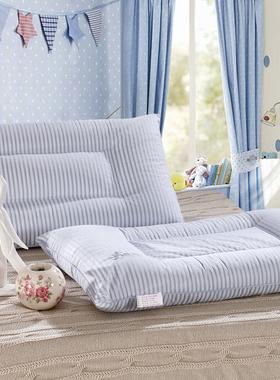 迎时家纺荞麦壳健康枕纯荞麦皮定型枕成人护颈枕头枕芯包邮