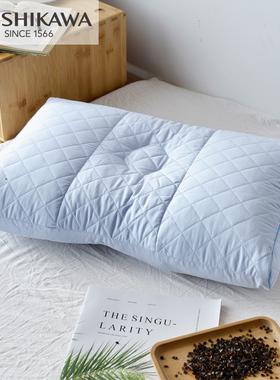 NiSHiKaWa/西川日本枕头 荞麦壳枕头健康护颈支撑颈椎睡眠枕