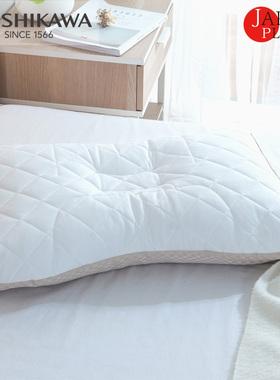 NiSHiKaWa/西川日本进口软管枕 护颈支撑颈椎健康枕头芯助睡眠