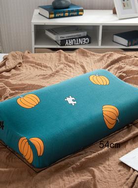 记忆棉枕头慢回弹护颈椎不变形塌陷专用健康枕学生宿舍高低午睡枕