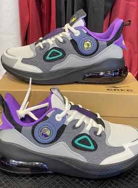 鸿星尔克男鞋运动鞋2021冬季新款时尚缓震气垫慢跑鞋11120420148