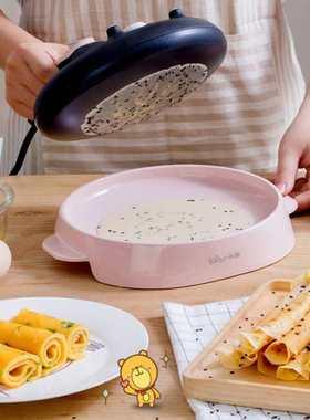 电饼铛烙馍单面新型插电煎锅恒温薄饼铛小家电厨房电器家用烙饼机