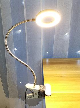 美颜化妆摄像灯拍照纹绣珠宝LED补光灯手机自拍双色温摄影灯主播