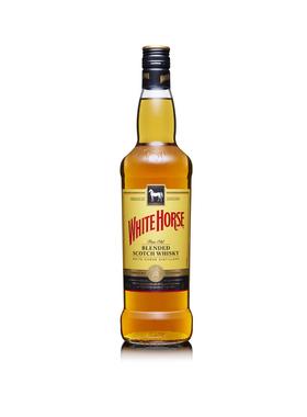 【门店直送】1919酒类直供 40度白马苏格兰威士忌原装洋酒包邮