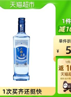 牛栏山高度白酒酒类酒水清香型二锅头京酿56度500ml*1瓶单瓶装