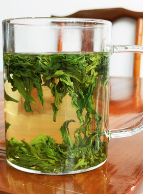 六安瓜片2020新茶特级绿茶叶500g礼盒装正宗安徽手工茶栗香浓香型