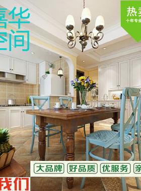 嘉华装饰 全包装修公司设计师风格效果图房屋室内家装整装新家装
