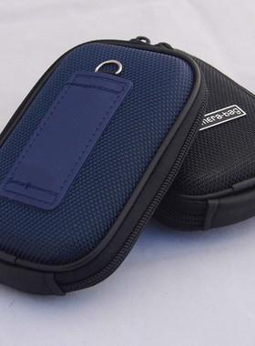 通用数码相机收纳包耳机耳线包硬壳包索尼佳能尼康数码相机包