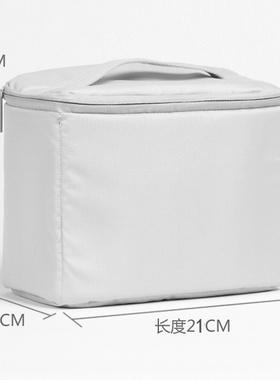 手提微单数码投影仪收纳单反摄影相机内胆包单双肩背包内胆收纳包