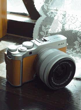 富士X-A7微单相机复古高清数码学生入门级富士xa7