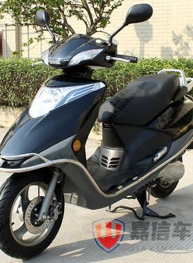 二手本田新款睿御110cc踏板车摩托车女装燃油四冲程整车代步省油