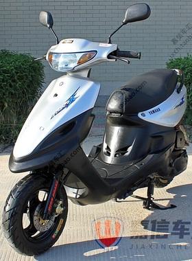 二手正品原装雅马哈福喜100cc踏板摩托车整车女装燃油四冲程机车