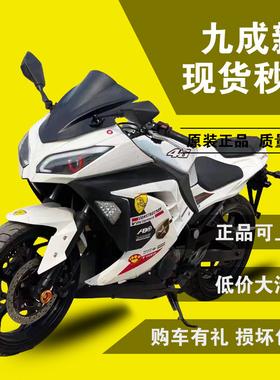 地平线二手旧摩托车正品整车可上牌小忍者重型机车川崎公路赛跑车
