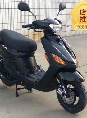 二手原装雅马哈福喜巧格JOG125c100踏板整车电喷摩托车全国可上牌