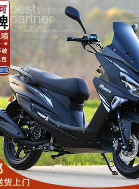 全新国四150cc路虎踏板摩托车本田款式燃油女装电喷整车可上牌