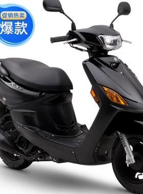 二手原装雅马哈巧格100c福喜125 男女士踏板车国四电喷摩托车整车