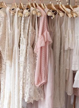 特价女装清仓连衣裙甜美仙女裙套装2021夏季女宽松显瘦雪纺连衣裙