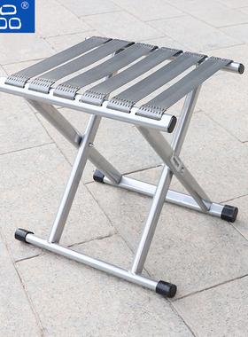 折叠椅子便携户外小凳子小板凳家用马扎凳折叠便携折叠凳钓鱼椅子