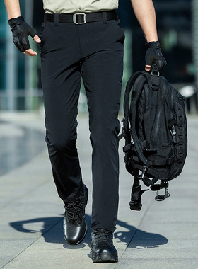 龙牙三代烈刃弹力战术裤男运动户外长裤男裤夏季工装裤子铁血