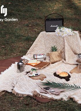 Fantasy Garden梦花园野餐毯加厚便携户外防潮垫春游露营草坪地布
