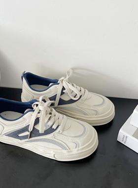 PYGTL/ins超火小白鞋女2021年秋季女鞋百搭港风板鞋休闲运动鞋潮
