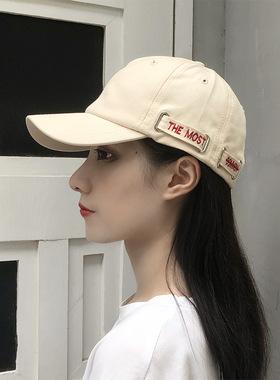 帽子女潮百搭棒球帽时尚鸭舌帽户外休闲遮阳帽男士帽潮防晒帽渔夫
