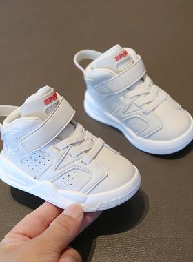 春秋款宝宝鞋子小童一岁半男童软底女童鞋婴儿学步鞋儿童运动冬季